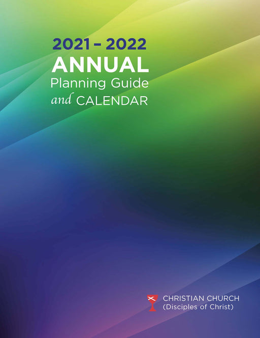 Annual Planning Guide & Calendar 2021-2022