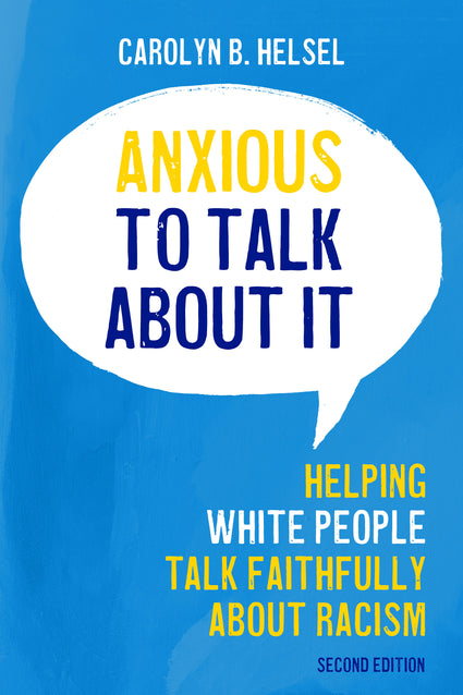 The cover of Anxious to Talk about It, Second edition