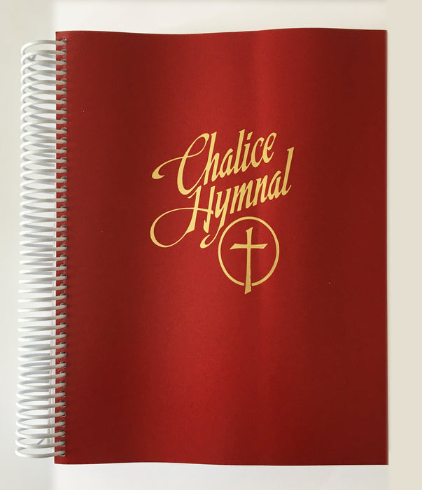 Large Print Spiral-Bound Chalice Hymnal