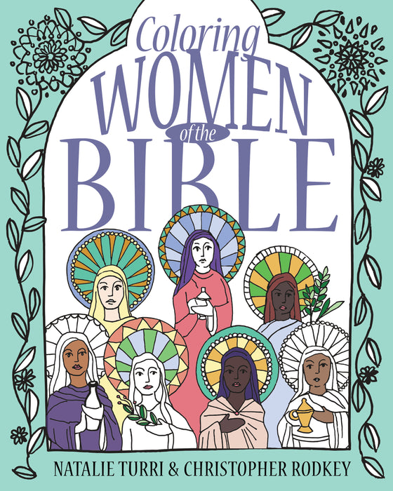 Coloring Women of the Bible