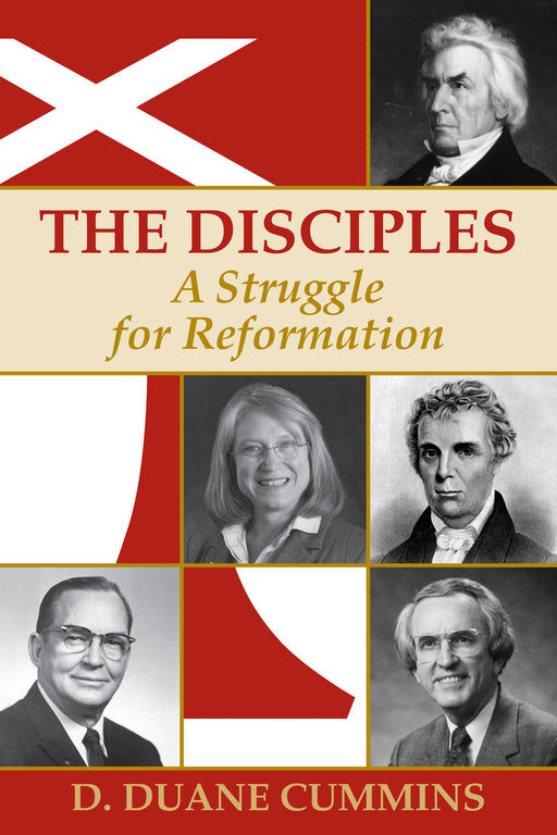 Disciples, The (Paperback): A Struggle for Reformation (Paperback)