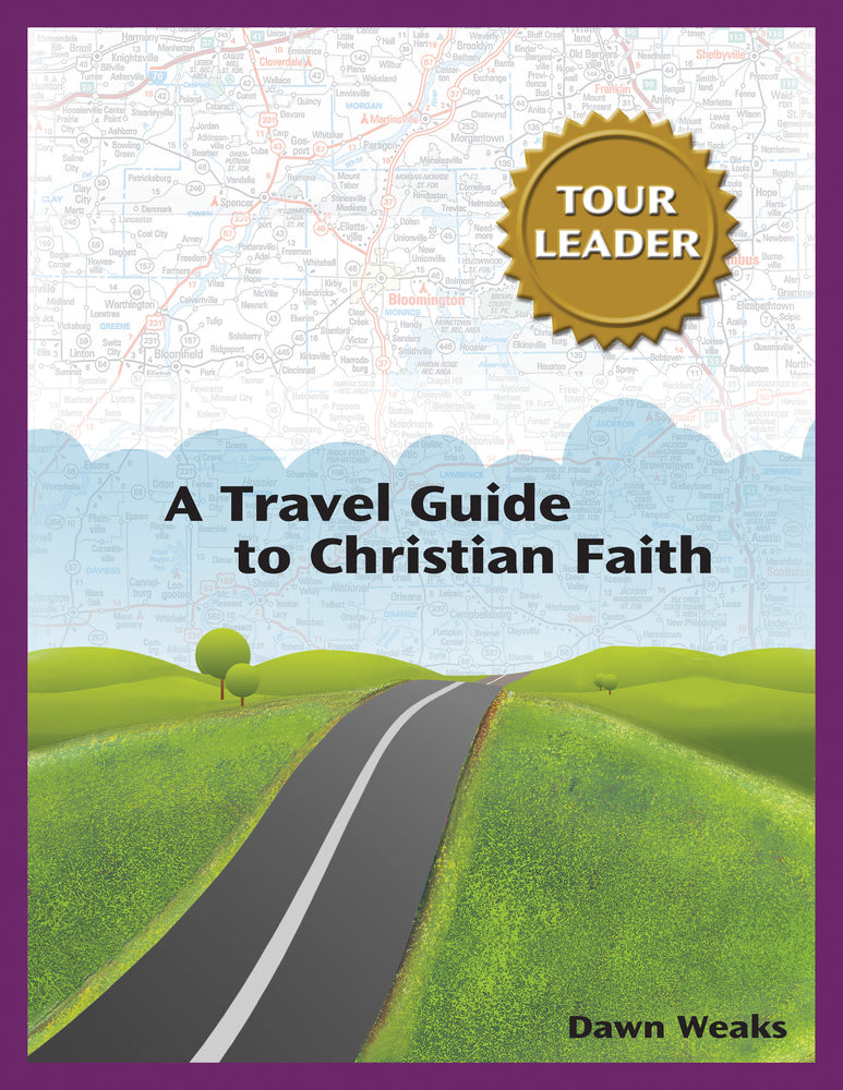 Travel Guide to Christian Faith, A (Tour Leader)