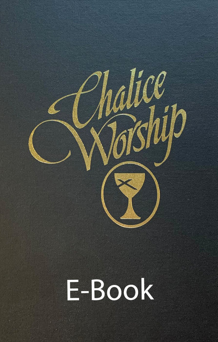 Chalice Worship Ebook (Downloadable PDF)