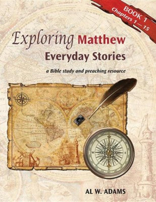 Exploring Matthew: Book 1 (Chapters 1-15)