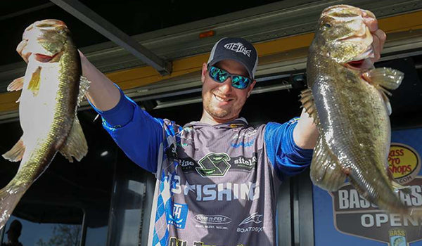 Siteline Outdoors Sponsors Elite Series Angler - Austin Felix