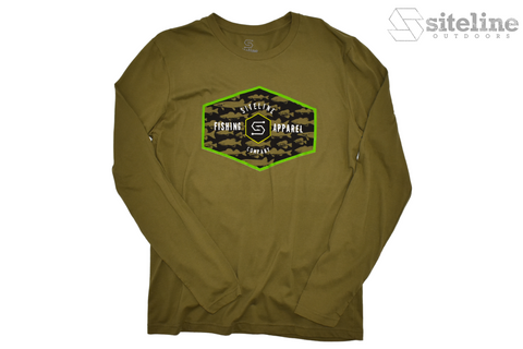 Siteline Outdoors Signature Camo Super Soft Long Sleeve Tee
