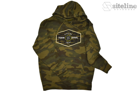 """Multi-Species"" Camo Rugged Hoodie"