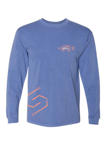 """At the Cottage""-Long Sleeve Crew"