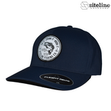 Siteline Fishing Co. Navy Flexfit Hat
