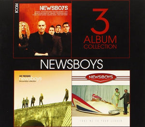 3 ALBUM COLLECTION by Newsboys