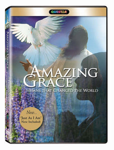 Amazing Grace - Hymns That Changed the World - DVD
