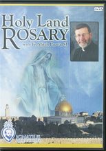 Load image into Gallery viewer, HOLY LAND ROSARY - DVD by Fr Mitch Pacwa S.J.