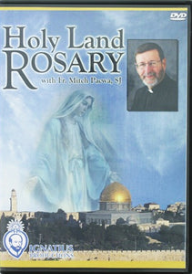 HOLY LAND ROSARY - DVD by Fr Mitch Pacwa S.J.