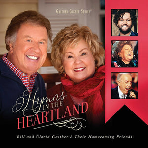 HYMNS IN THE HEARTLAND(LIVE) - 2 CD Set - by Gaither Homecoming Friends