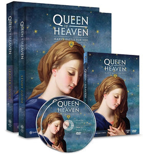 Queen of Heaven (Leader Guide, Study Guide, 1 DVD Set, Streaming Video)