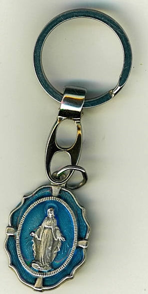Key Ring - Miraculous Medal