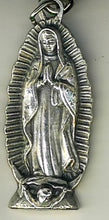 Load image into Gallery viewer, Key Ring - Our Lady of Guadalupe - 2 inch