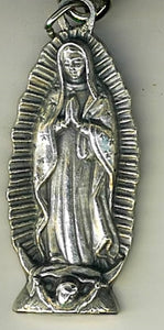Key Ring - Our Lady of Guadalupe - 2 inch