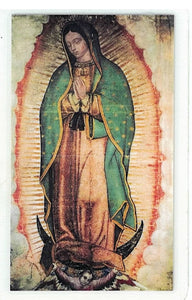Laminated Prayer Card - Magnificat