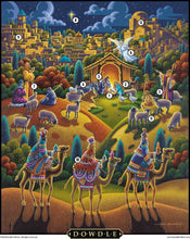 Load image into Gallery viewer, NATIVITY - FOLK ART - PUZZLE - 500 Pieces