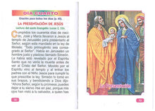 Load image into Gallery viewer, Novena Biblica al Divino Jesus