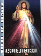 Load image into Gallery viewer, Novena en Honor al Senor de la Misericordia