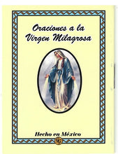 Load image into Gallery viewer, Oracion a la Virgen Milagrosa