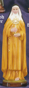 St. Clare of Assisi - 24 inch Statue