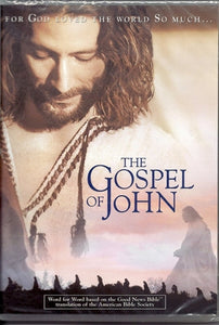 THE GOSPEL OF JOHN - DVD