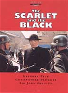 THE SCARLET AND THE BLACK - DVD