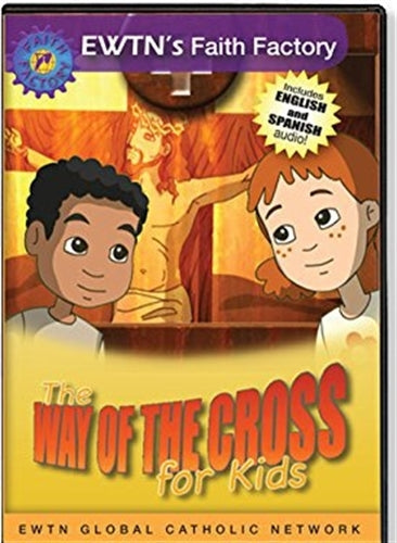 THE WAY OF THE CROSS - EWTN - DVD