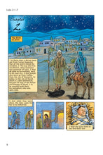 Load image into Gallery viewer, The Catholic Comic Book Bible: The Gospel of Luke
