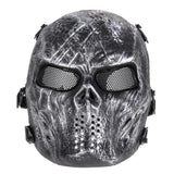 Tactical Skull Mask The Geek Shop GRAY