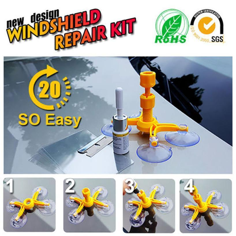 Windshield Repair Tool Geeky Shop