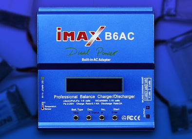 Imax B6 RC Electric Charger Tutorial,SEQURE