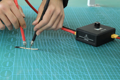 SQ-SW1: Spot Welder that's Worth a Try!