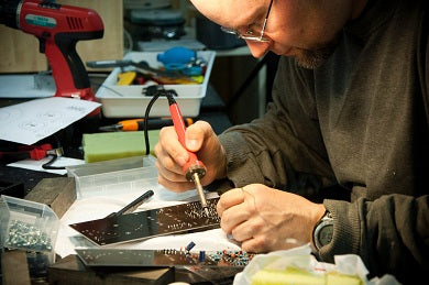 Find More Applications Of Soldering Iron!