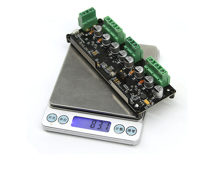 High performance motor controller