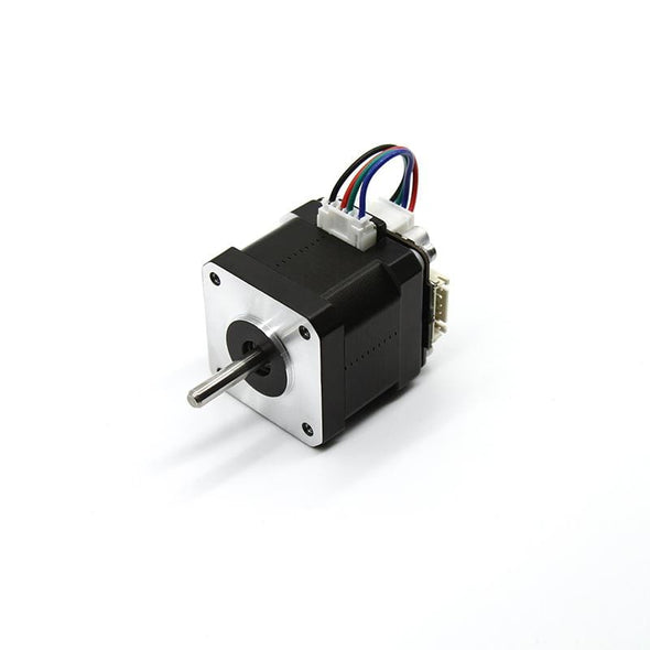 double shaft stepper motor
