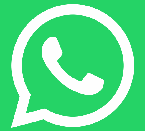 WhatsApp Logo chat scuba divers