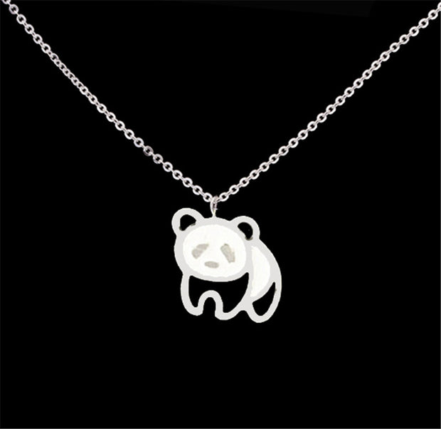 Panda Chain Necklace