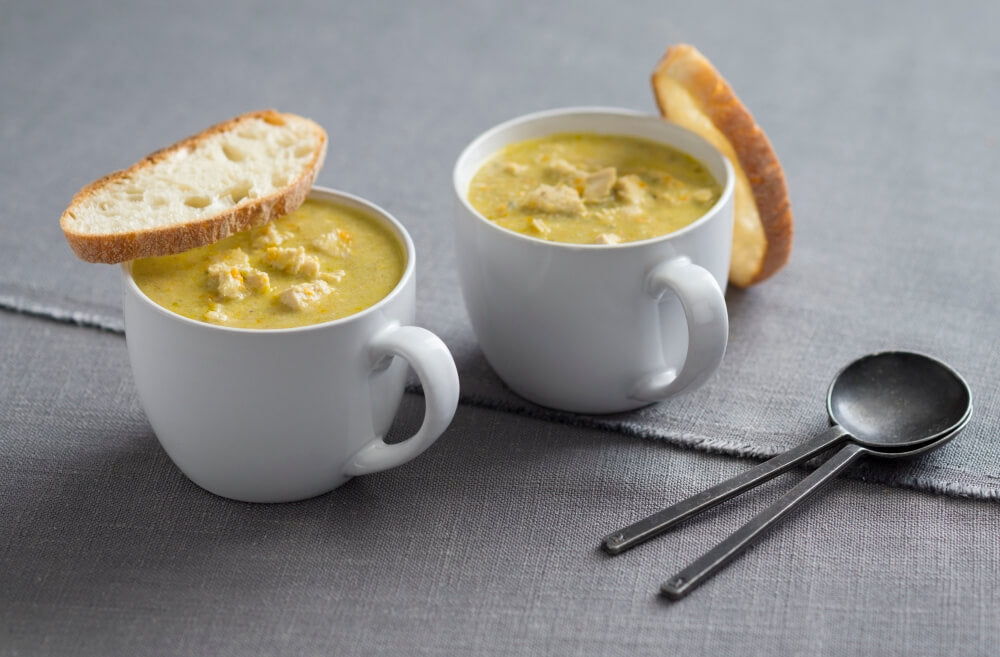 How a bowl of soup can boost your immunity this winter.