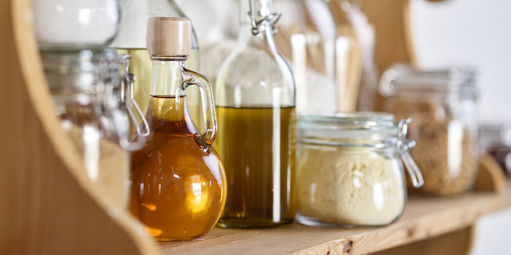 Back to Basics - Save money with these pantry staples
