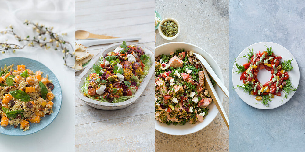 Top 5 crowd-pleasing salads (and our favourite cocktails to wash them down).