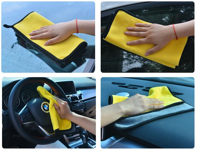 Special Designed Car Wash Towel For Drivers (50% off )