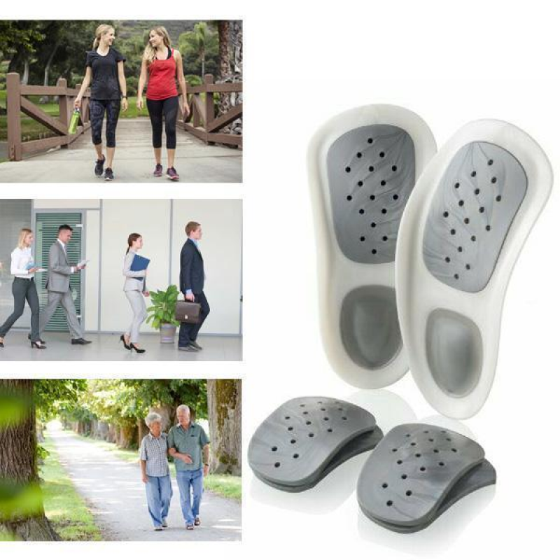 Platinum Orthotics Gel Insoles【Buy 2Pairs  free shipping】