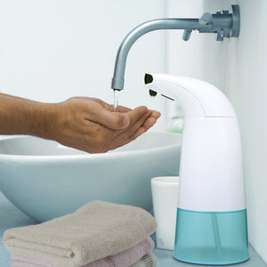 Infrared Sensing Automatic Soap Dispenser
