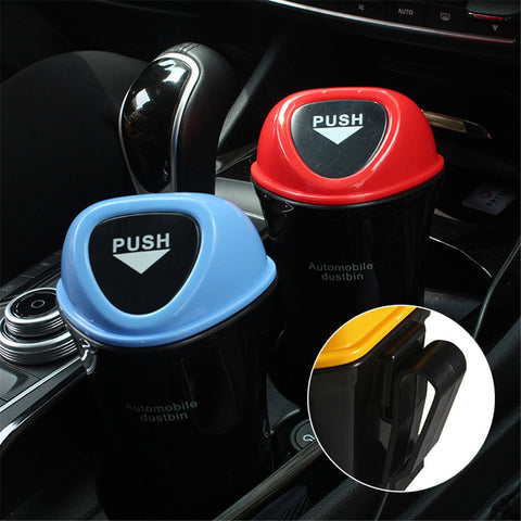 Image of Car Mini Auto Car Dustbin
