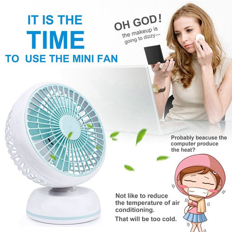 Image of Usb Desk Fan