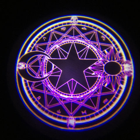 Image of Magic Circle for Car Door